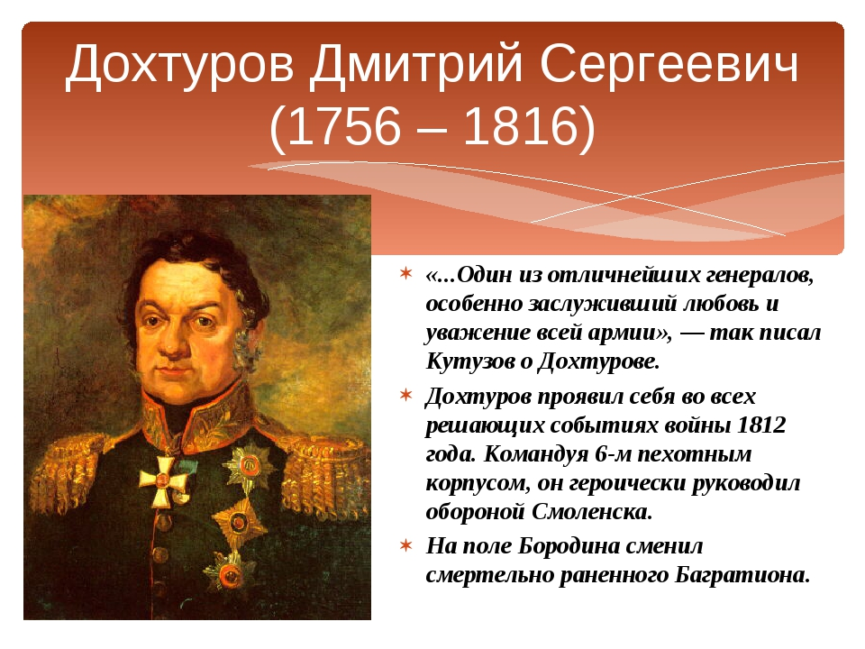 дохтуров дмитрий сергеевич биография