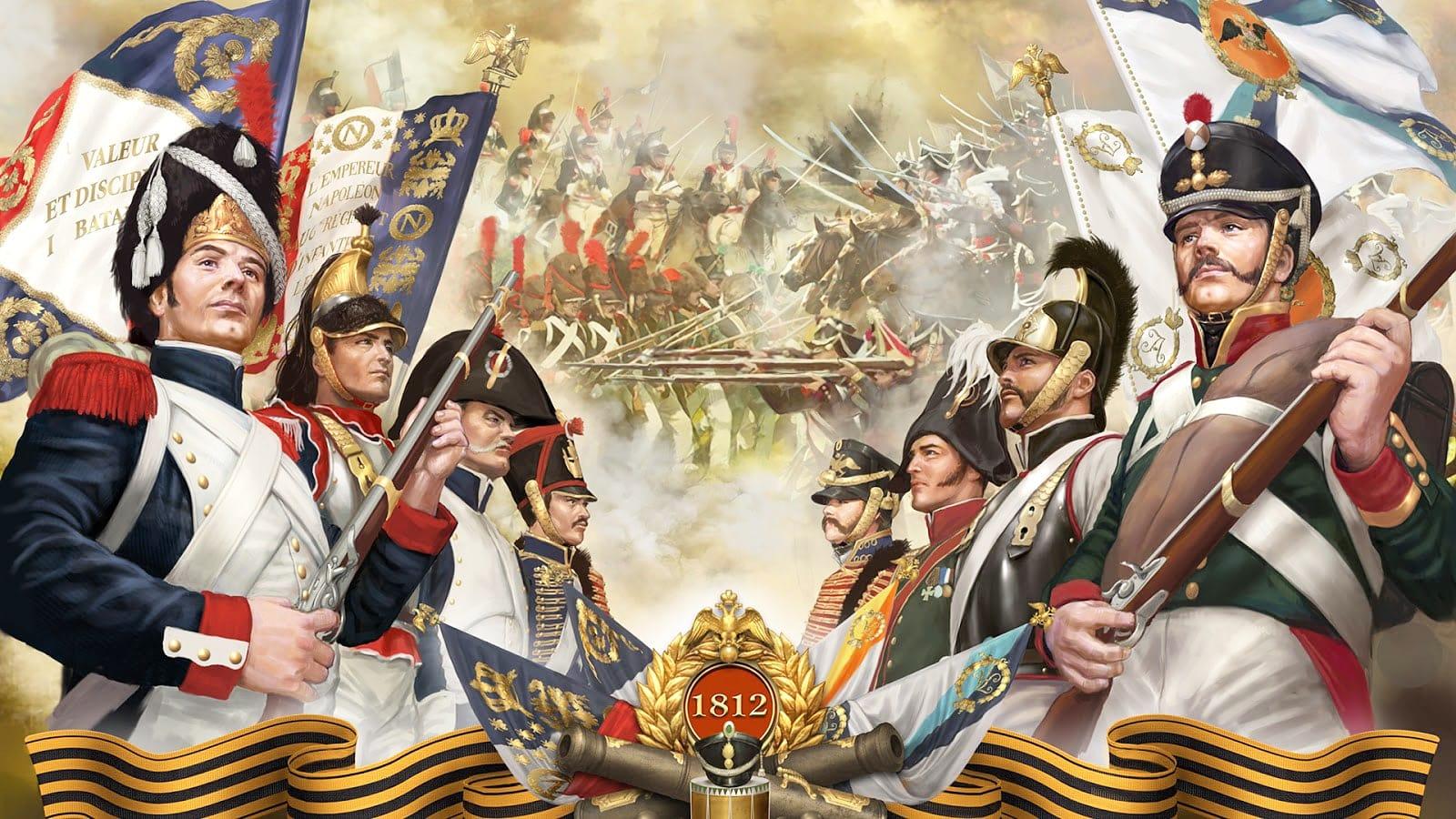 причины победы россии в войне 1812