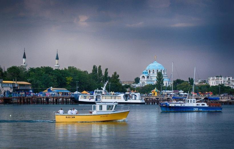 порты россии