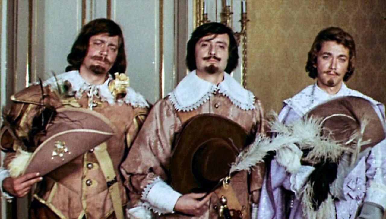 три мушкетера автор