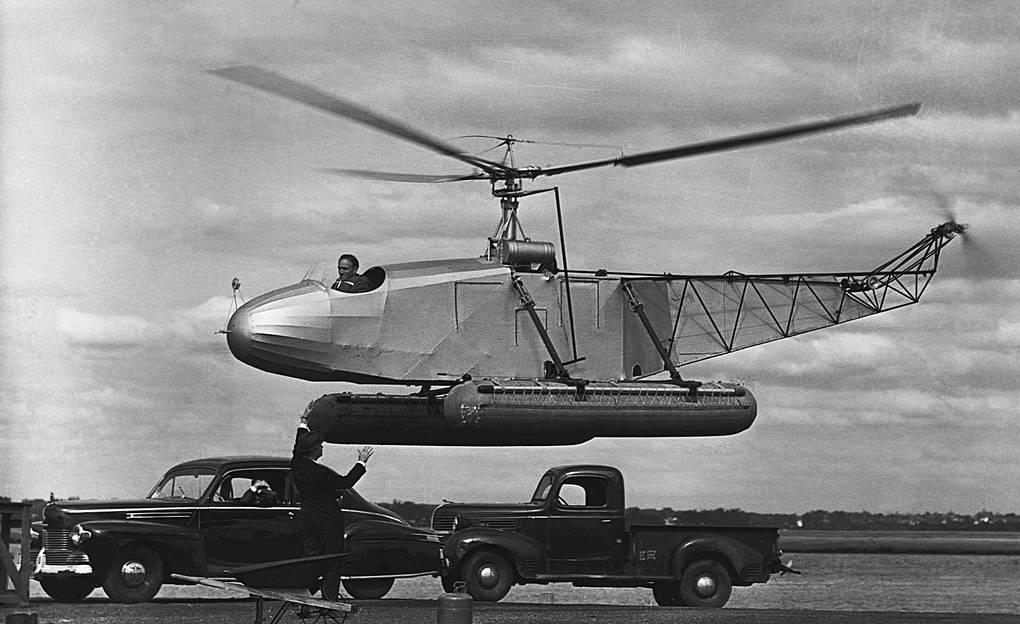максимальная скорость вертолета