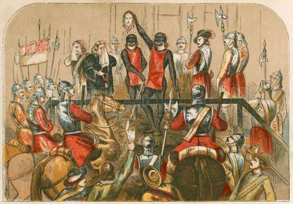 казнь английского короля карла 1 дата