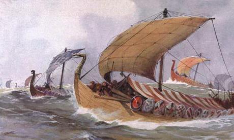 чем занимались викинги