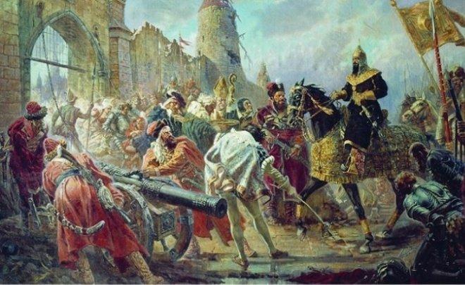предки русских