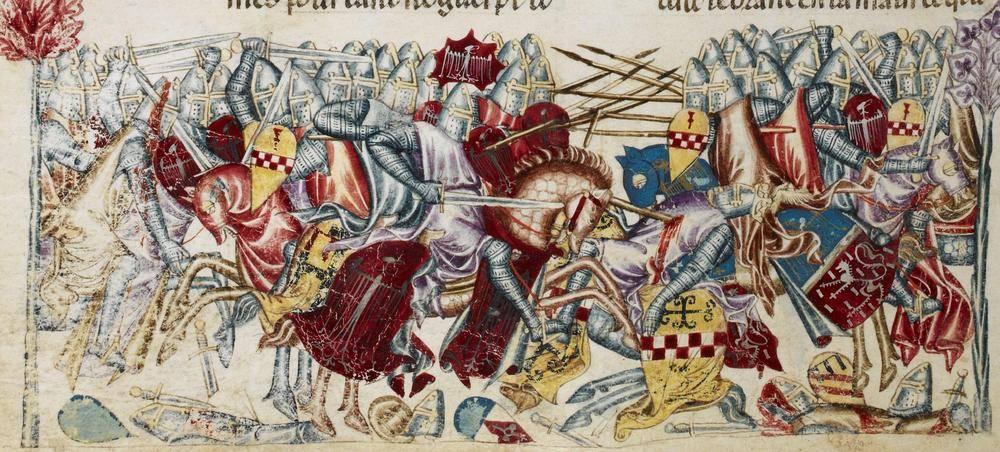 чем занимались рыцари в средневековье