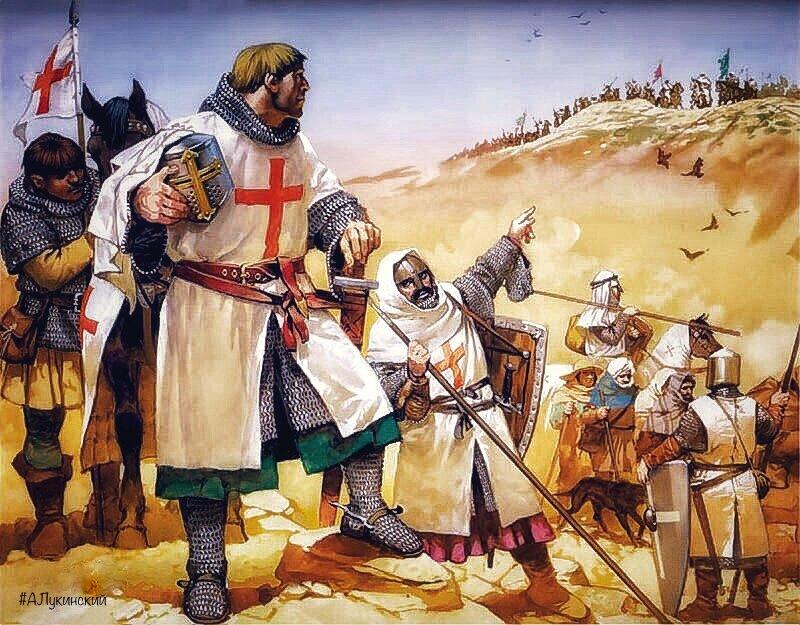 2 крестовый поход причины