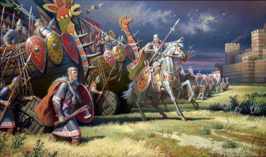 русско византийская война 970 971