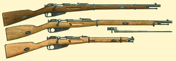 снайперские винтовки второй мировой войны