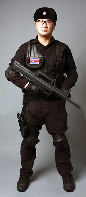 военная служба в корее