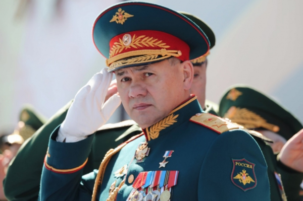 генерал российской армии