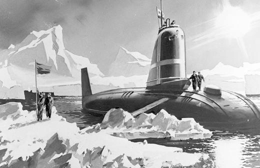 комсомолец подводная лодка причины гибели