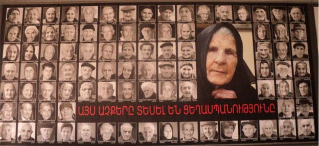 почему турки вырезали армян в 1915 году