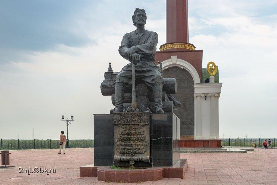 бекетов петр иванович краткая биография