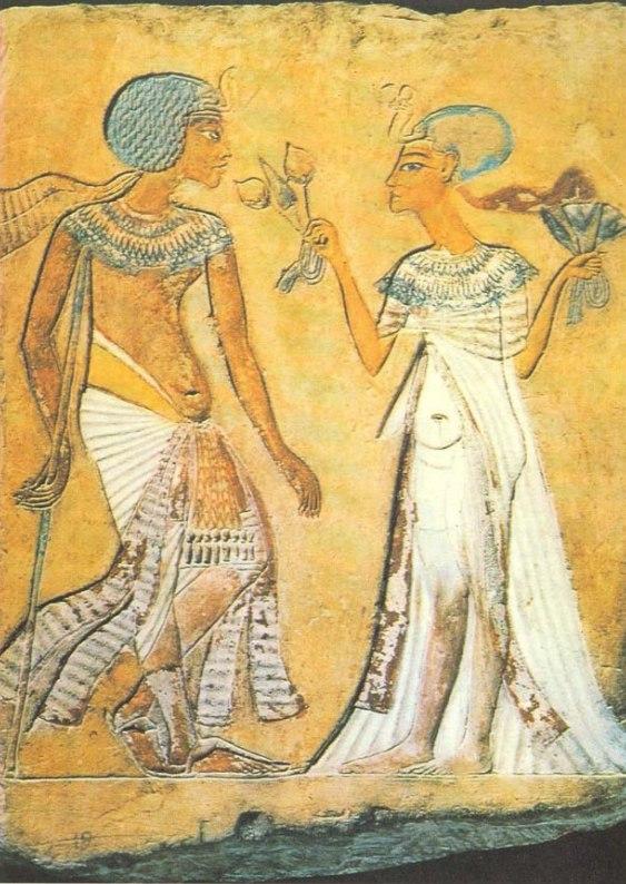 одежда простых египтян