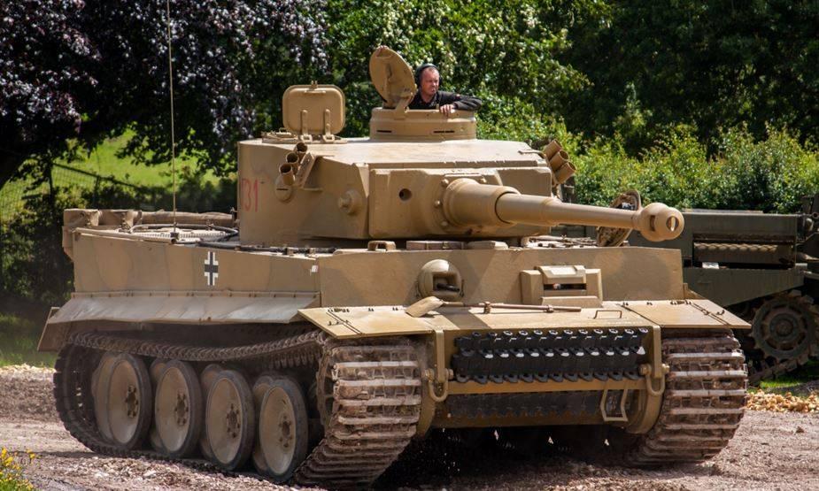 тяжелые немецкие танки второй мировой
