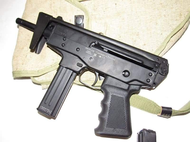 пистолет пулемет кедр пп 91