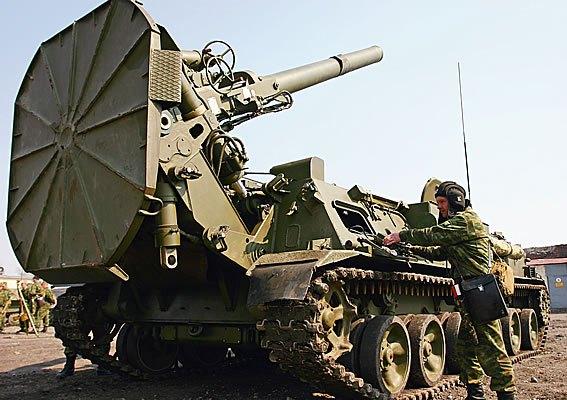 артиллерия рф