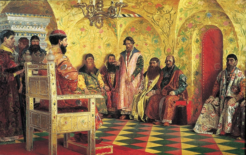 избрание михаила романова на царство дата