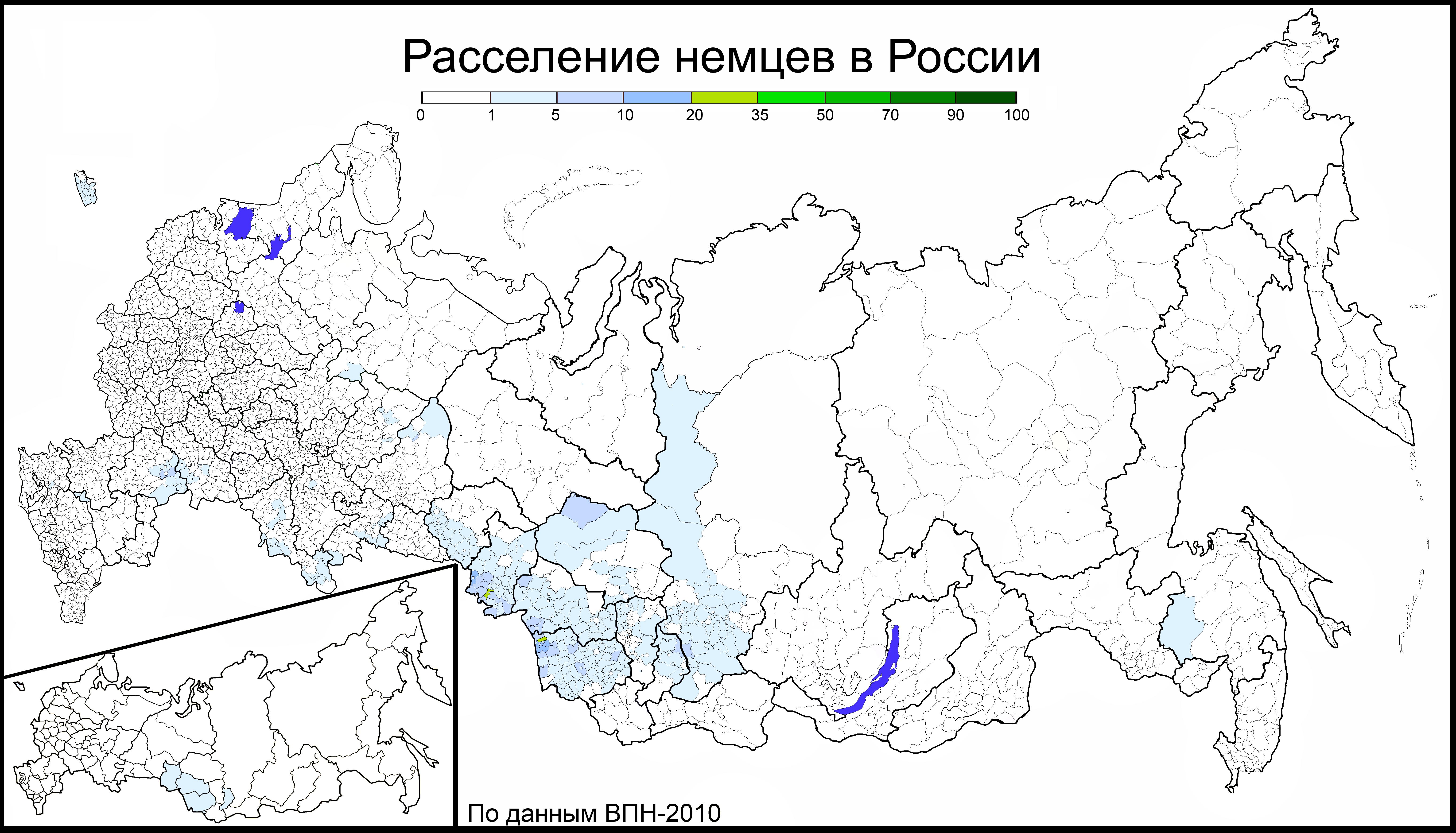 история российских немцев