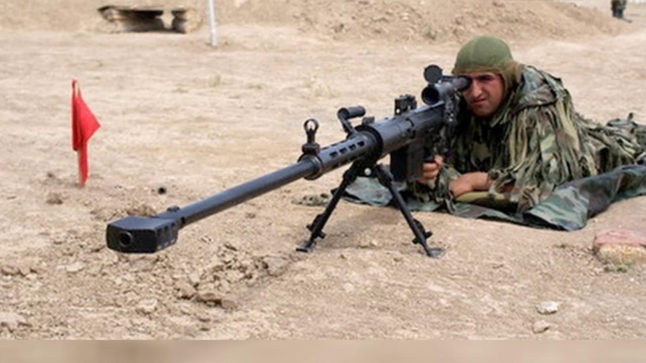 самая мощная снайперка в мире