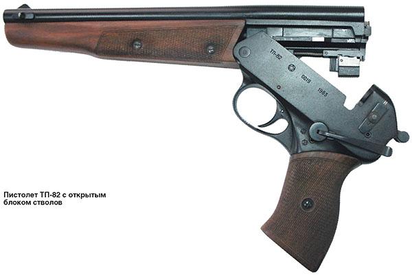 пистолет тп 82 фото