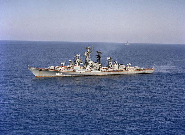 корабль североморск последние новости