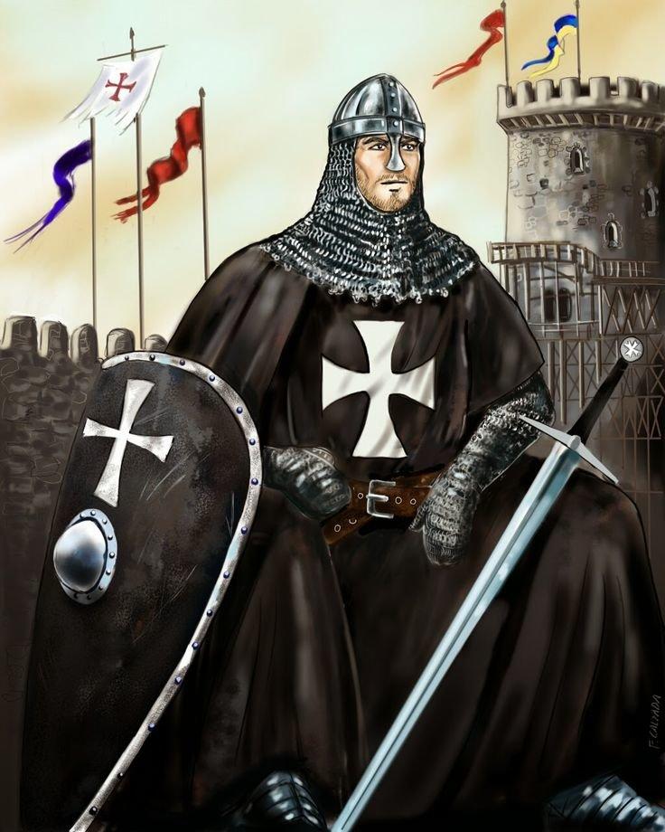 перечислите духовно рыцарские ордена
