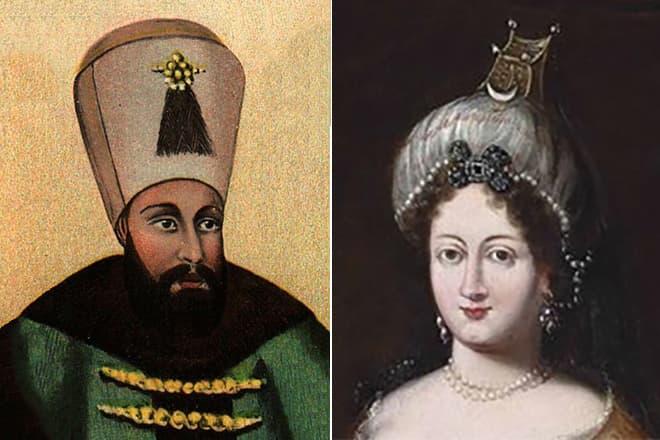 ахмет 1 османская империя