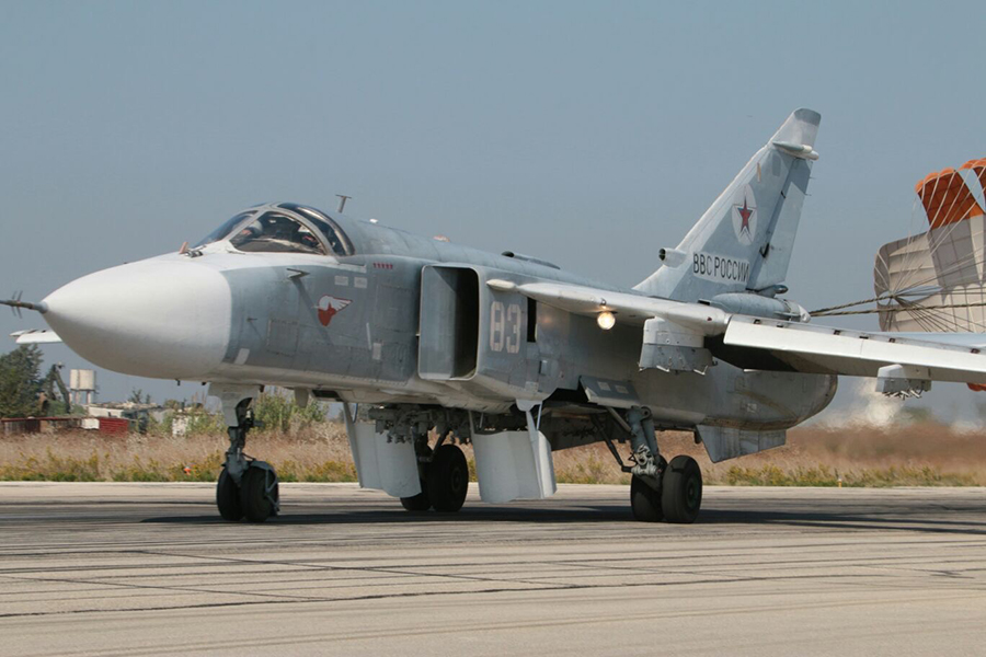 турция сбила самолет россии