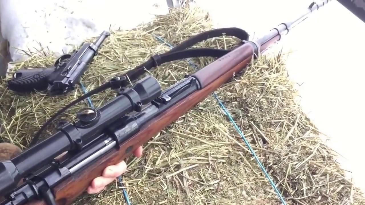 нарезное гражданское оружие