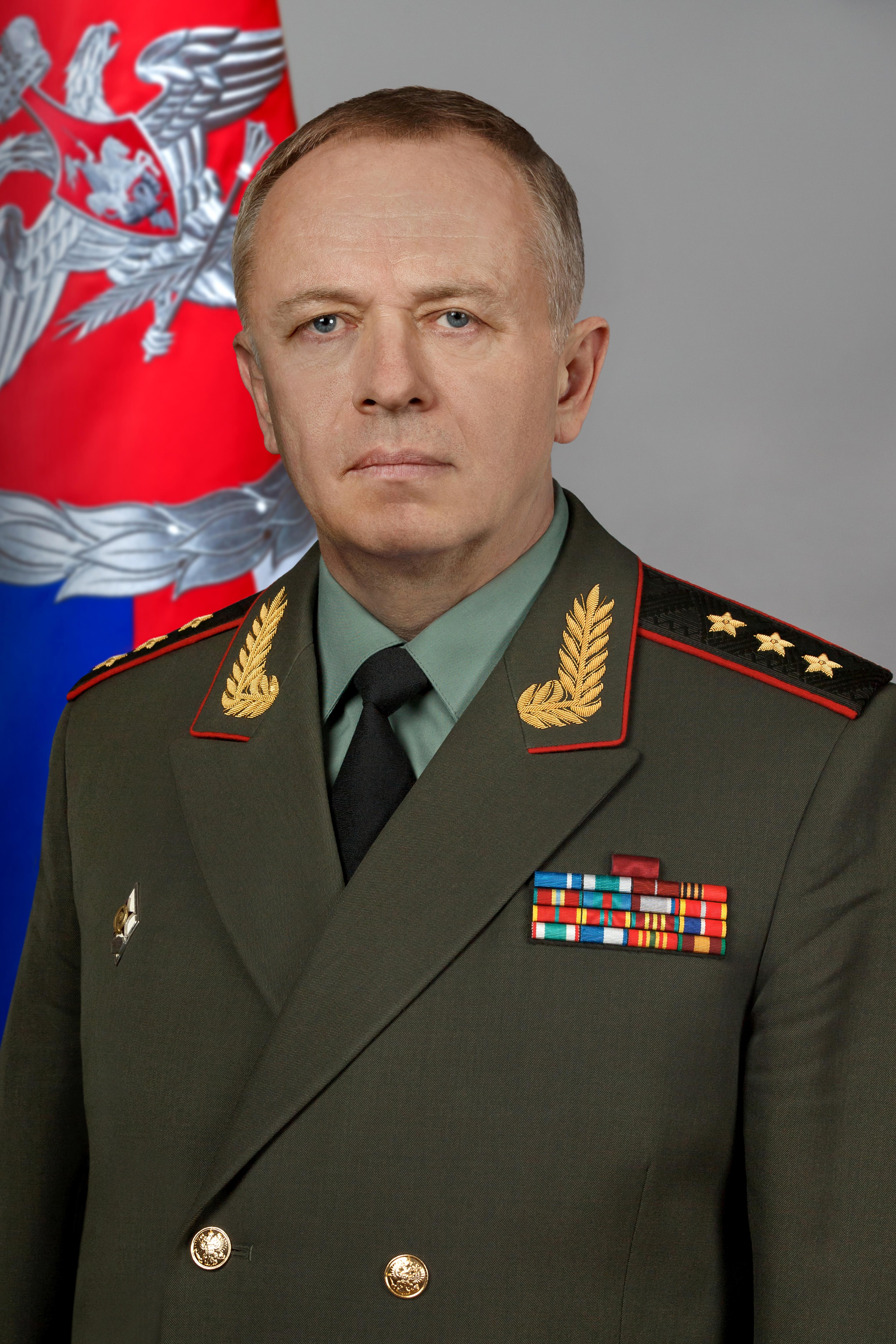 министры обороны россии по порядку