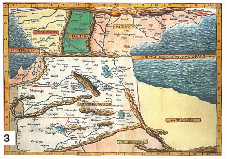 границы армении до 1915 года карта