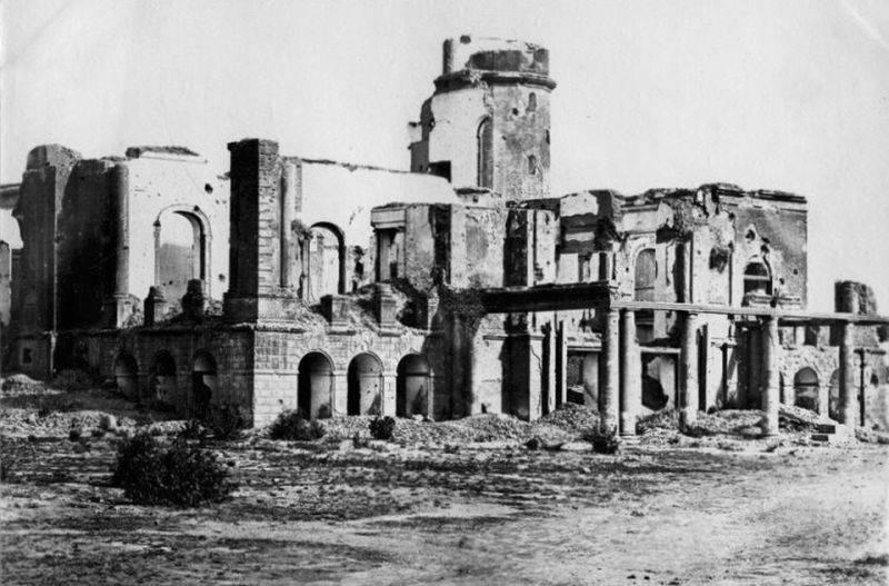 восстание сипаев в индии 1857 1859