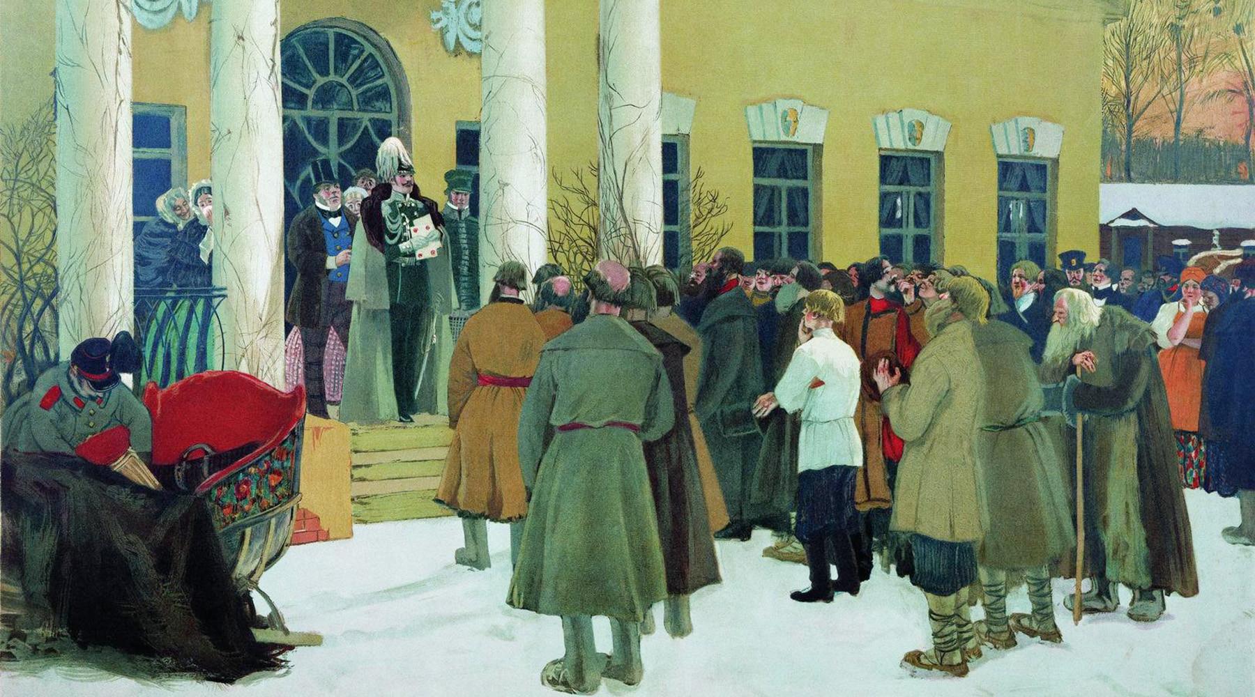 вхождение финляндии в состав российской империи