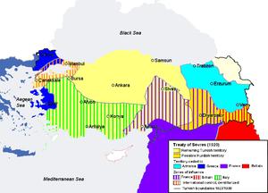 северский договор