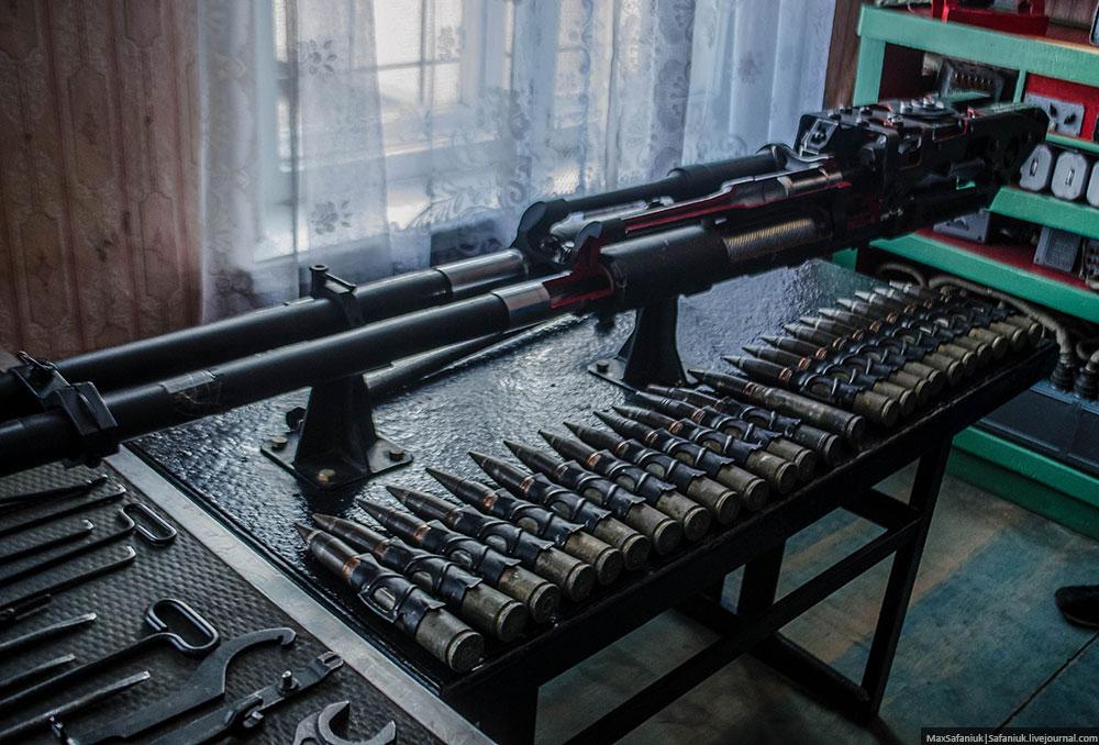 гш 301 30 мм авиационная пушка