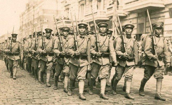 зеленые в гражданской войне в россии