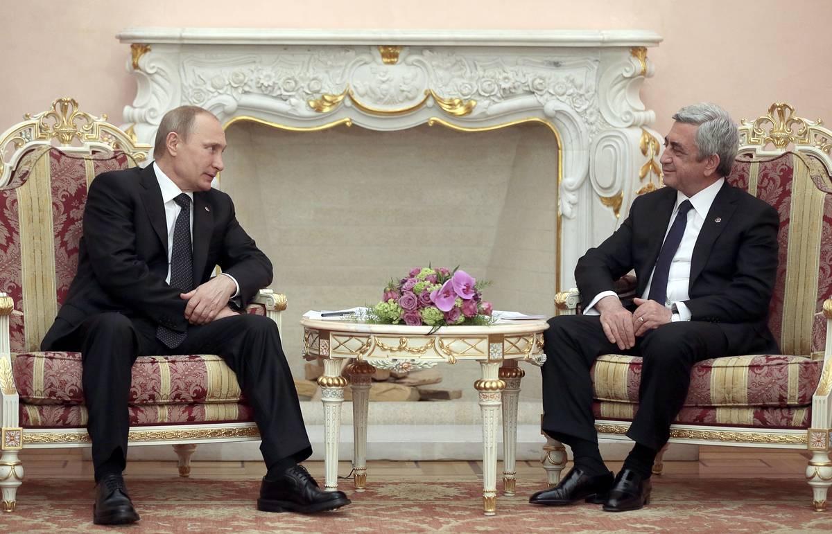 армения и россия отношения сегодня