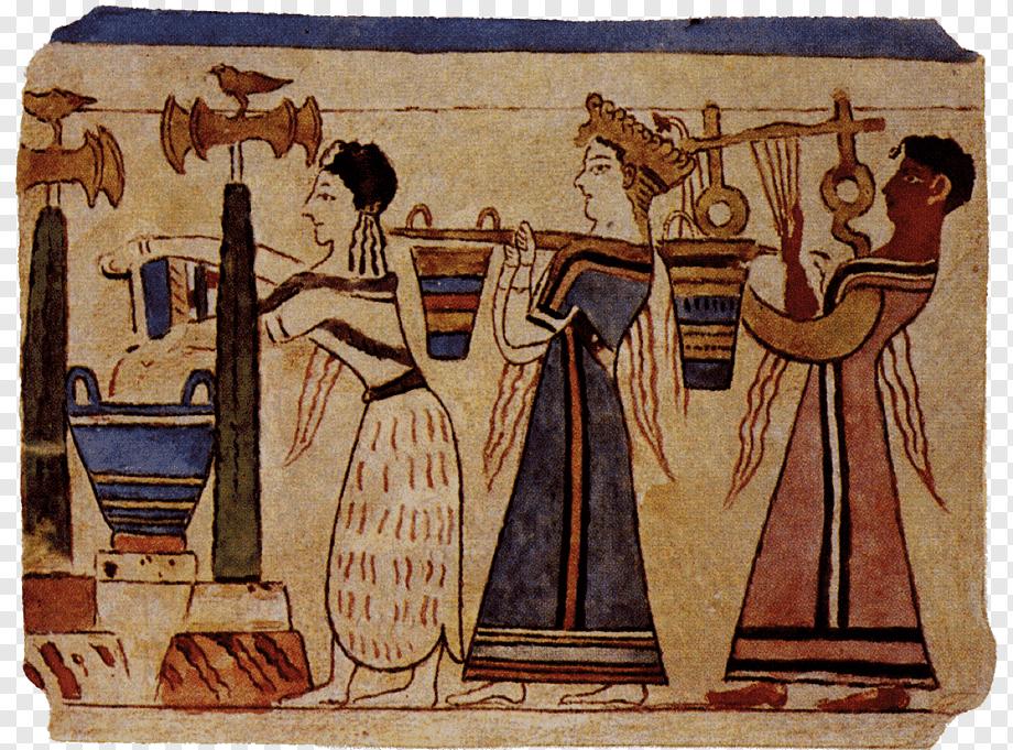 минойцы википедия