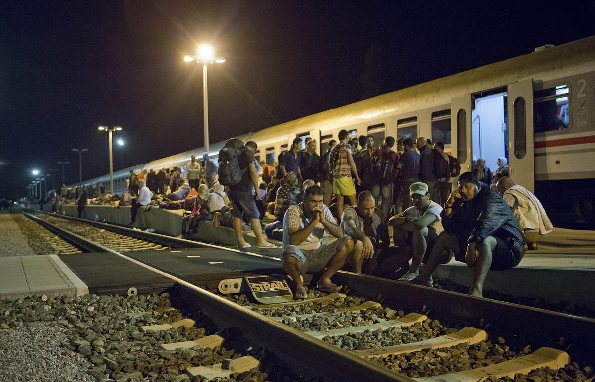 миграция в европу