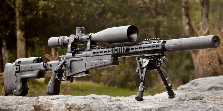 бронебойная снайперская винтовка
