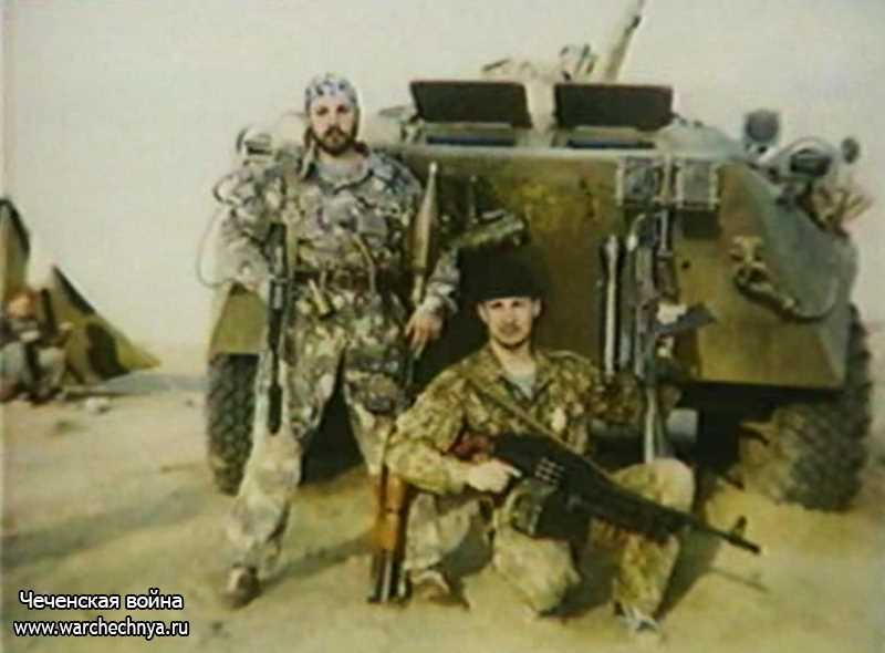 потери россии в чеченских войнах