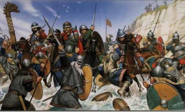 викинги кто такие и откуда они
