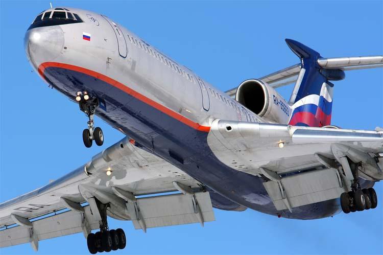авиакатастрофа ту 154 в сочи
