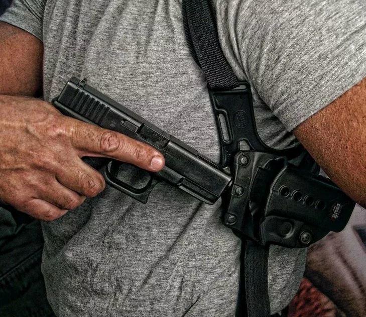 виды гражданского оружия