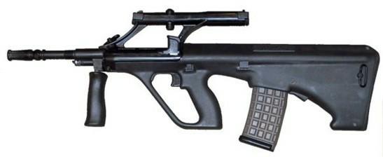 ауг оружие