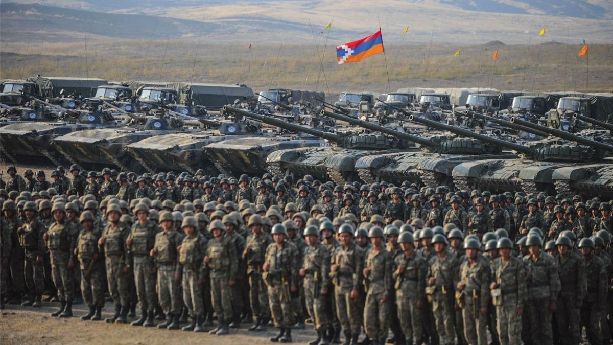 армянские генералы великой отечественной войны