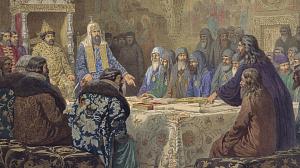 разделение христианства на католицизм и православие