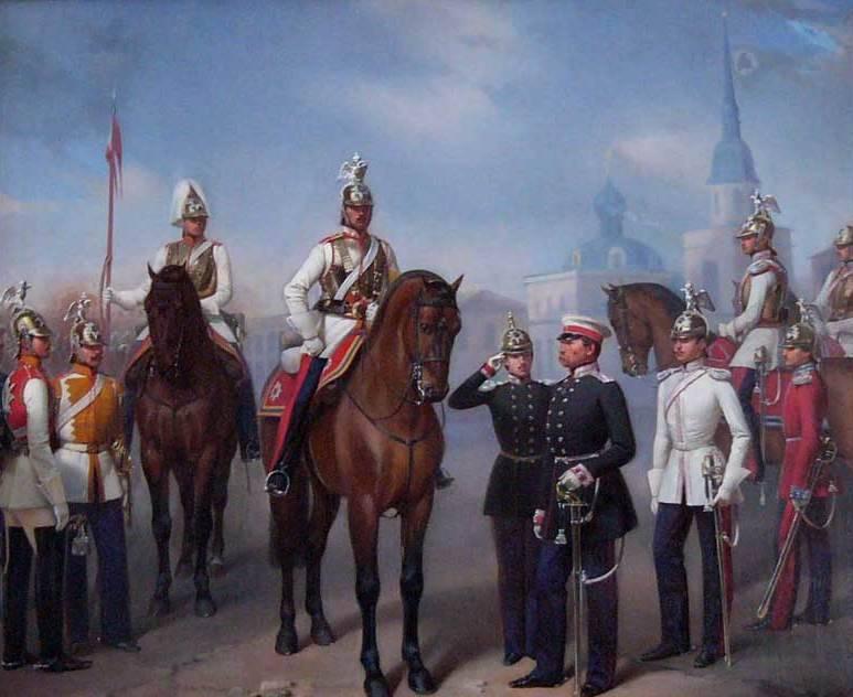 гвардейский полк