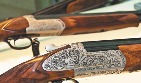 полуавтоматические ружья 12 калибра